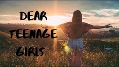 Dear teenage girls, watch this when you need inspiration and motivation and never forget you're beautiful and the world is a better place simply because you are in it! Girl Pictures, Cute Pictures, Every Teenagers, Best Funny Jokes, Never Forget You, You Are Amazing, Have A Laugh, You're Beautiful, Funny Moments