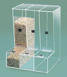 Cal Mil 946 Multi-Bin Bulk Food Dispenser - this will be in my new kitchen since I will have counter space!