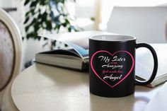 Memorial mugs memorial gifts for loss of son memorial son gifts memorial mugs memorial gifts for loss of sister my sister was amazing god negle Image collections