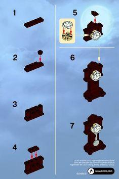 Afbeeldingsresultaat voor LEGO Furniture: Black Piano & Bench Set manual