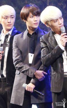 SHINee - Onew, Taemin and Jonghyun