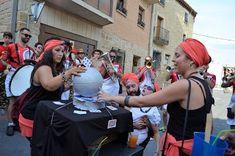 Santacara: Dia de las Peñas Año 2018 - Fiestas de Agosto (3) Fiestas