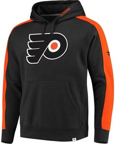 a2dbe3eda Men s Philadelphia Flyers Iconic Hoodie