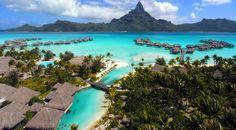 Bora Bora 8 destinos românticos para Lua de Mel | Blog Planeta Ótimo