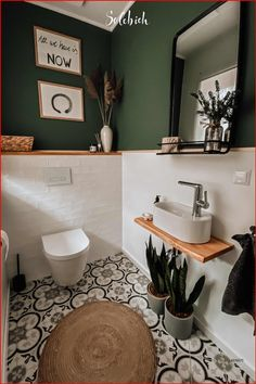 Living Spaces Furniture, Bedroom Furniture, Diy Furniture, Small Toilet Room, Small Shower Room, Diy Home Decor Bedroom, Bathroom Inspiration, Bathroom Ideas, Bathroom Green