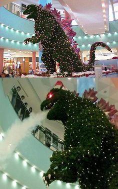 """unusual """"christmasthree"""""""