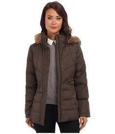Heavy Winter Coat - We have been getting lots of snow in the winter, and with a warm, heavy coat like this one, you'll be prepared.