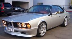 Customized 1988 BMW 6-Series Coupe with M5 Engine: Priced at... $250,000! - Carscoops