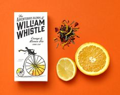 The Adventurous Blends of William Whistle by Ian Firth and Sarah Pidgeon at Horse for NR&A