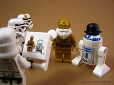 These aren't the droids we're looking for. Move along.
