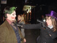 joker vs Dora