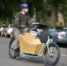 Euro-Style Cargo Bikes Made in America | Autopia | Wired.com