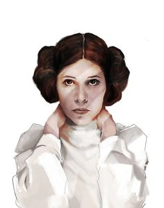 Rip Carrie fisher, the best princess in the galaxy  who proved she can do things herself and don't need no man! We love you Carrie!!