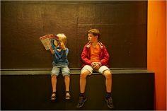 JACK, ALEMANIA 2015 Si hay algo que haya confirmado la última edición del Festival de San Sebastián, es que el terreno de la infancia y juventud sigue en el centro del punto de mira y de las preocupaciones narrativas de una gran parte del cine actual, con independencia de su nacionalidad.