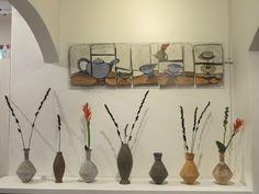 Clementina Van Der Walt - Recent work at Kim Sacks Gallery   clementina