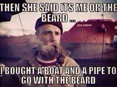 Beard meme, true story, haters gonna hate