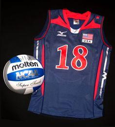 mizuno volleyball uniform design