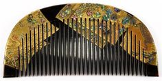 Lot 544 – A Japanese gold lacquer and tortoiseshell inlaid with aogai etc, featuring a phoenix and a crane.