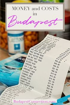 Budapest is not an expensive destination, but you can make mistakes that cost a lot. Here are my tips on how to avoid them plus general prices in the city. Budapest City, Visit Budapest, Budapest Travel, Budapest Hungary, Prague Travel, Travel Advice, Travel Guides, Travel Tips, Travel Info