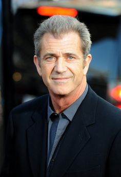 Mel Gibson  ~awesome movie star, producer, director
