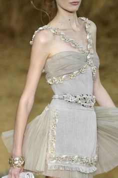 Chanel, Spring/Summer 2010, Ready-to-Wear