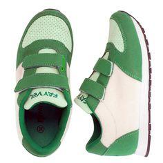 Green Beans with Velcro — Fayvel Wear