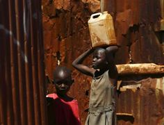 How Kenya is combating water shortages