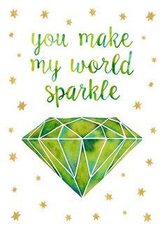Randi Zafman/You Make the World Sparkle represented by Liz Sanders Agency