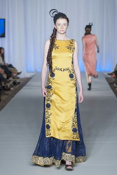 Gul Ahmed Collection at PFW London 2013