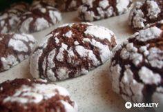 Kakaós pöffeteg Sweet Recipes, Cake Recipes, Cocoa, Deserts, Muffin, Cookies, Chocolate, Baking, Breakfast