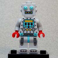 New Lego mini figures