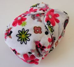 One Size AI2 EXTREME Cloth Diaper Girlie Pirate Minky
