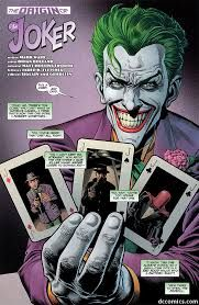 Image result for joker quotes we stop looking for monsters