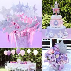 Princess Sofia the First Birthday Party