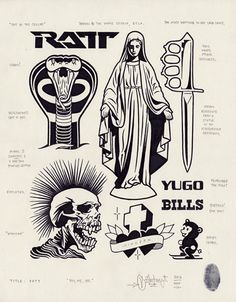 FFDG is a contemporary art gallery located in San Francisco's Mission district. Tatoo Art, Body Art Tattoos, Tatoos, Dessin Old School, Mike Giant, Tattoo Filler, Brust Tattoo, Handpoke Tattoo, Dark Tattoo