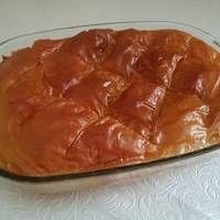 Γαλακτομπούρεκο επαγγελματική συνταγή Pudding, Pie, Desserts, Food, Torte, Tailgate Desserts, Cake, Deserts, Fruit Pie