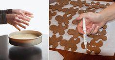 13 skvělých tipů, co Vám zaručeně usnadní pečení cukroví Cookies, Decor, Easter, Crack Crackers, Decoration, Biscuits, Cookie Recipes, Dekoration, Inredning