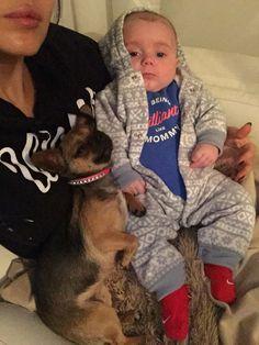 Deux de mes bébés