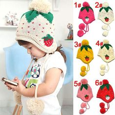 $2.49 (Buy here: https://alitems.com/g/1e8d114494ebda23ff8b16525dc3e8/?i=5&ulp=https%3A%2F%2Fwww.aliexpress.com%2Fitem%2FKids-Girls-Baby-Knitting-Crochet-Hat-Strawberry-Pattern-Cap-4-Colors-1-6-Years-XL153-Drop%2F1424812743.html ) Kids Girls Baby Knitting Crochet Hat Strawberry Pattern Cap 4 Colors 1-6 Years  for just $2.49