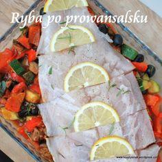 Ryba po prowansalsku Gordon Ramsay, Fresh Rolls, Salsa, Tacos, Mexican, Fish, Ethnic Recipes, Pisces, Gordon Ramsey
