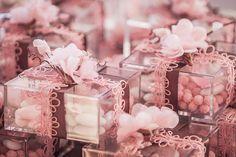 cherry blossom wedding theme...favors