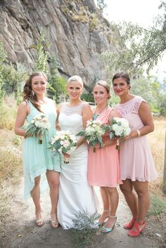 Lovely hues | Gods Mountain Wedding from Well, Hello Photography  Read more - http://www.stylemepretty.com/canada-weddings/2013/11/07/gods-mountain-wedding-from-well-hello-photography/
