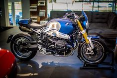 Racing Cafè: BMW R NineT by Gazda Gliwice