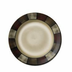 Pfaltzgraff Everyday Taos Salad Plate by Pfaltzgraff Everyday. $3.99. The muted colors of Pfaltzgraff's Taos dinnerware were seemingly snatched from the pueblos of its namesake in New Mexico. Softened by the sun, the shades of khaki, darkened clay, and olive create a warm setting for any meal. Crafted of stoneware. Due to the nature of reactive glaze, each piece of this handcrafted collection will exhibit unique variations in color and pattern. Microwave and dish...