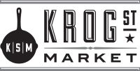 Krog Street Market - A successful adaptive reuse project in Atlanta. Built into a 1920s warehouse building, it currently houses several restaurants and shops, with plans for more to open in the coming months!