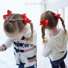 Hair design for school, # hair design # school, 2019 – new hair – …. - All For Little Girl Hair Baby Girl Hairstyles, Princess Hairstyles, Toddler Hairstyles, Girl Hair Dos, My Hair, Creative Hairstyles, Trendy Hairstyles, Short Haircuts, Funky Haircuts