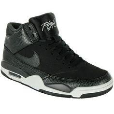 huge discount 507ea 3661c Nike air Flight Classic noir gris anthracite