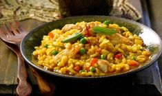 Risotto in the Indian with thermomix. I propose you a delicious Indian risotto recipe, simple and easy to make with thermomix. Source by valerievignocan Vegetarian Greek Recipes, Indian Food Recipes, Beef Recipes, Healthy Recipes, Ethnic Recipes, Greek Menu, Vindaloo, Risotto Recipes, India Food