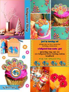 Happy Mardi Gras: Bollywood Glam Party Inspiration!