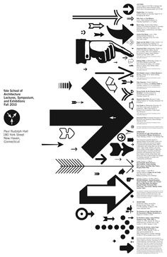 Yale School of Architecture, Lectures, Symposium, and Exhibitions, Fall 2010 — Michael Bierut and Britt Cobb
